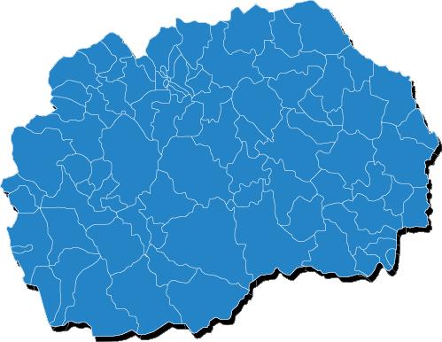 north macedonia popup