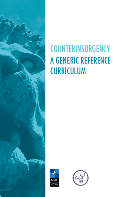 Counterinsurgency A Generic Reference Curriculum