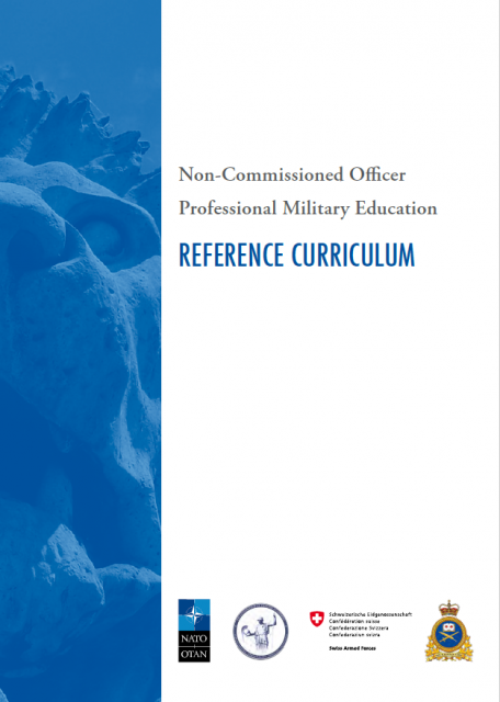 Non-Commissioned Officer Professional Military Education RC