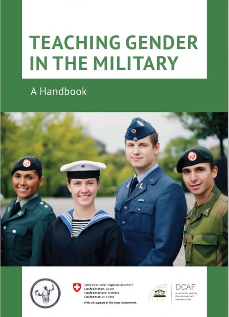 Handbook Teaching Gender in the Military