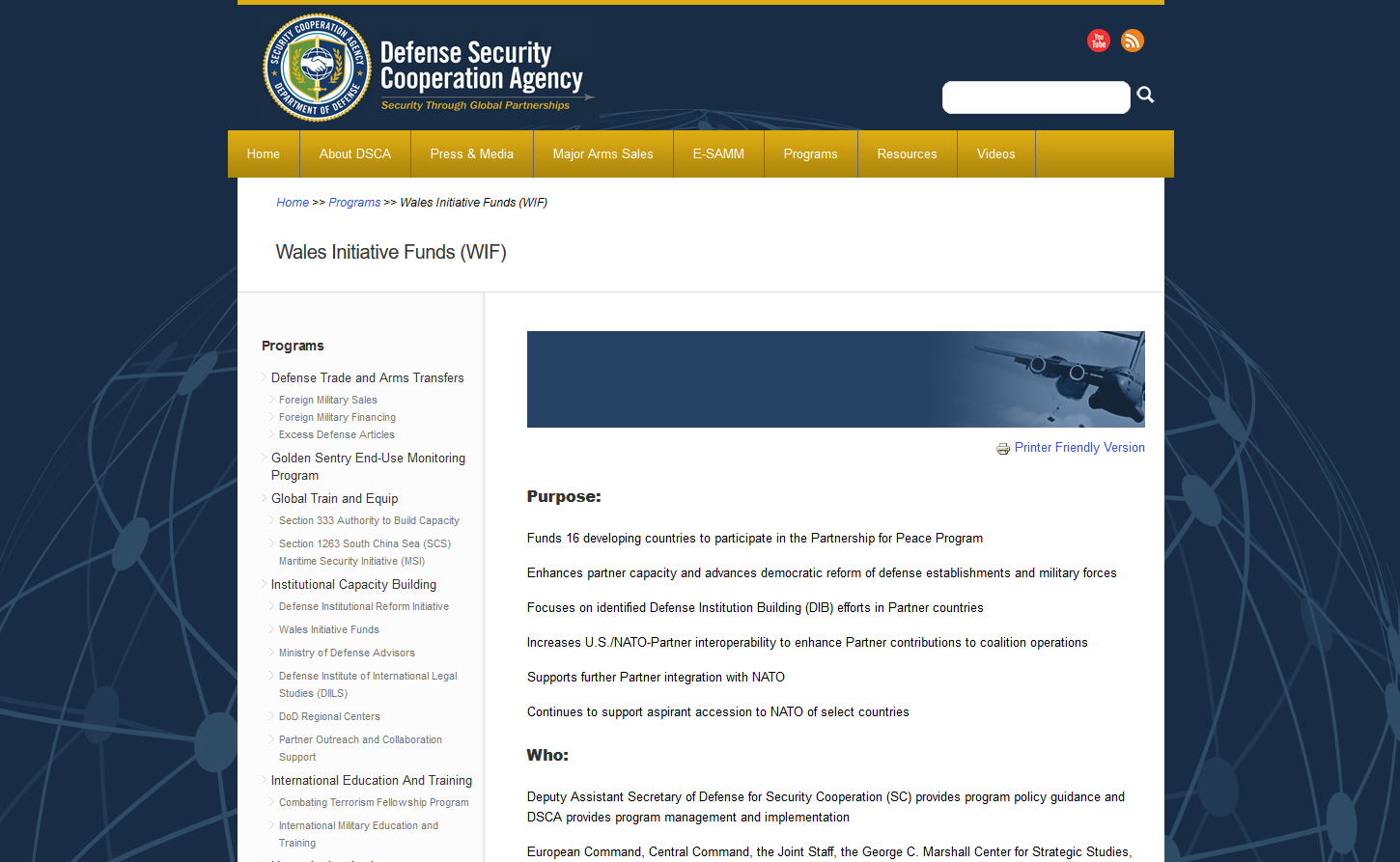 Defence Security Cooperation Agency