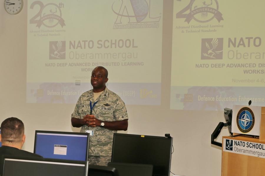 ADL NATO SCHOOL Oberammergau