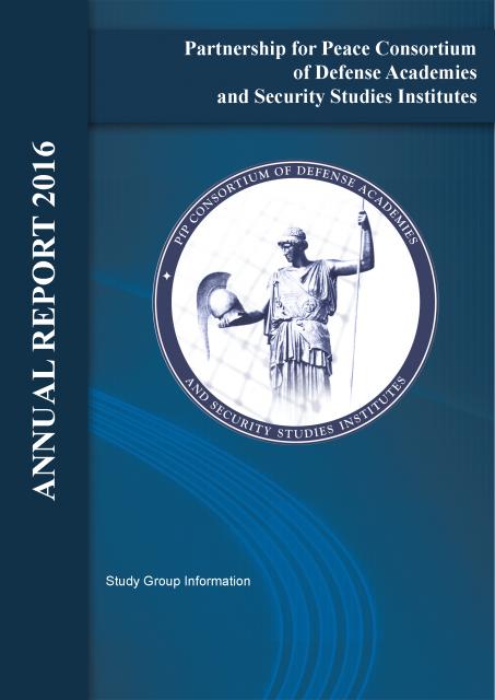 PfP Consortium Annual Report 2016