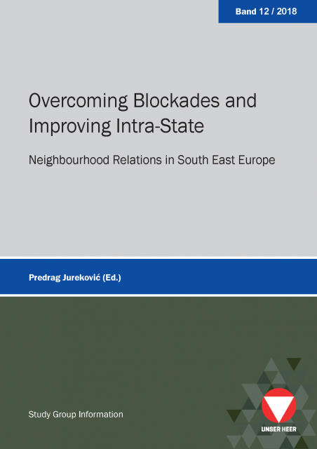 RSSEE: Overcoming Blockades and Improving Intra-State Neighbourhood Relations in South East Europe