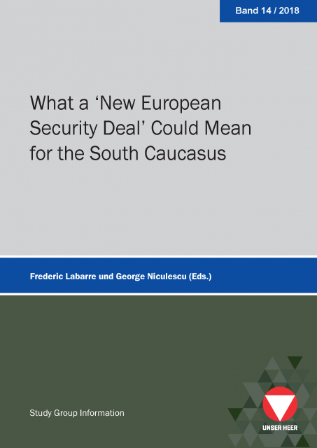 What a 'New European Security Deal' Could Mean for the South Caucasus