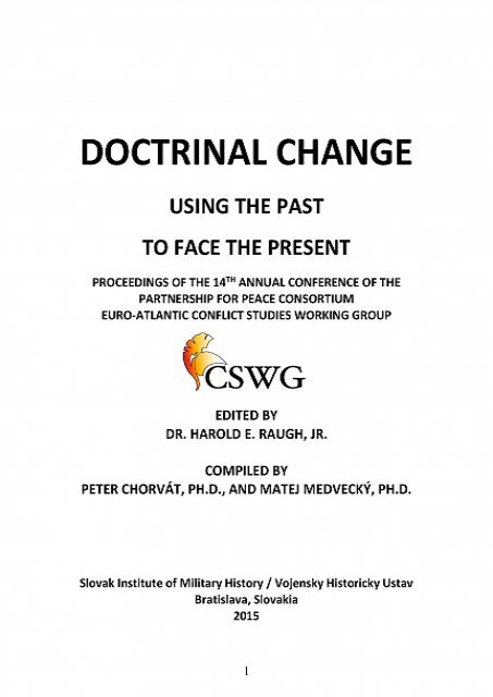 DOCTRINAL CHANGE