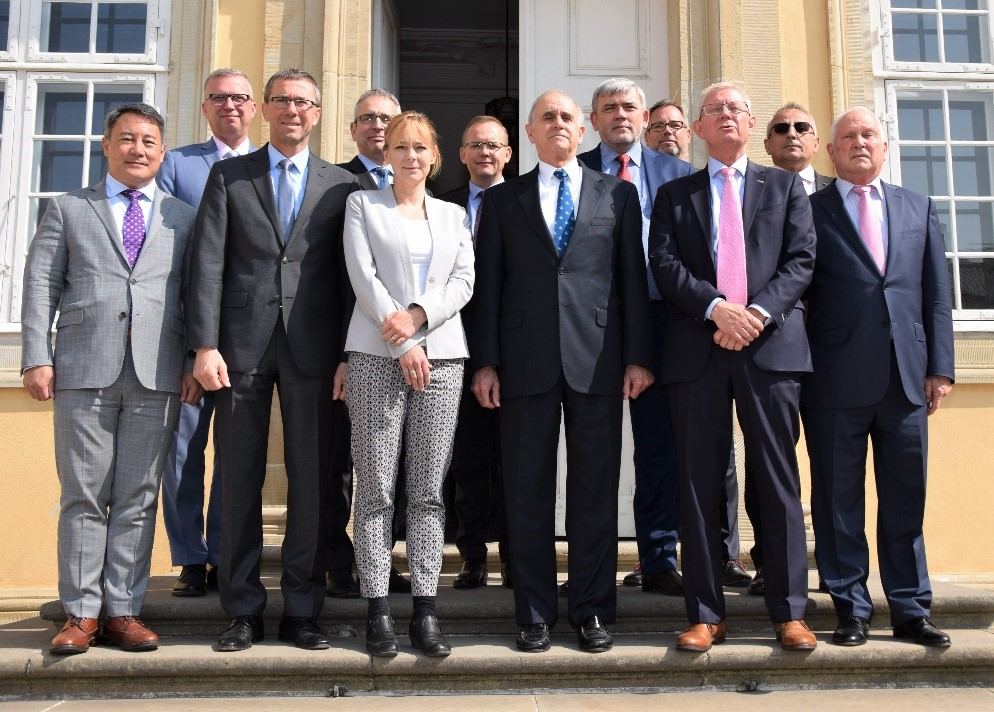 Partnership for Peace Consortium (PfPC) annual Senior Advisory Council meeting held in Copenhagen